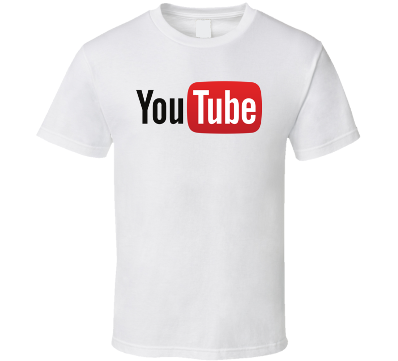 You Tube Tv Retro Hipster Trendy Gift Fan T Shirt