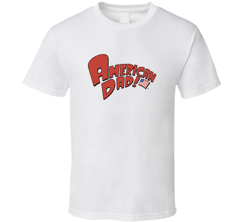American Dad Tv Show Trendy Hipster Fan Gift T Shirt