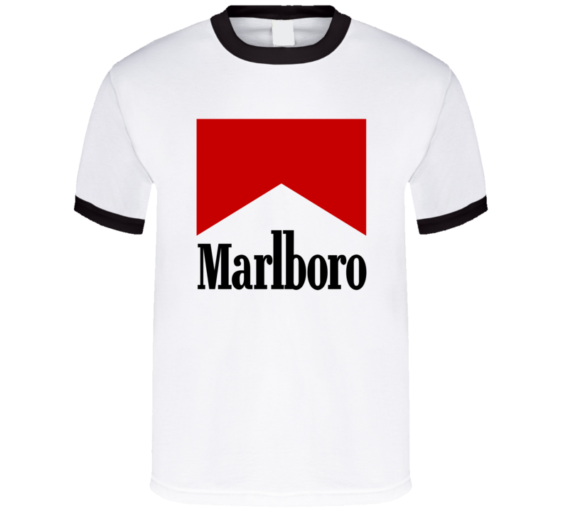 Best Marlboro Smoking Hipster Costume Gift Fan T Shirt