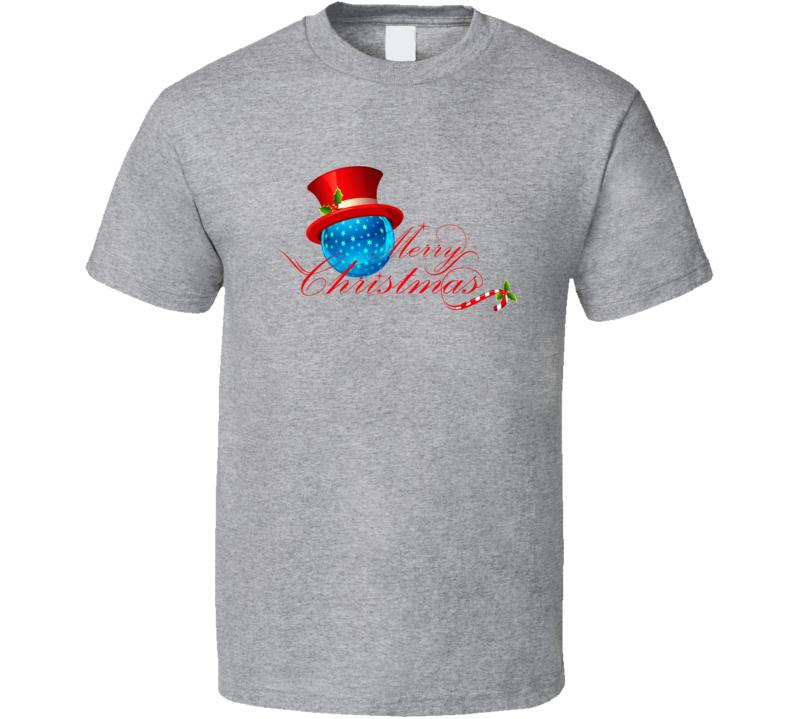 Best Merry Christmas Gift Fan T Shirt