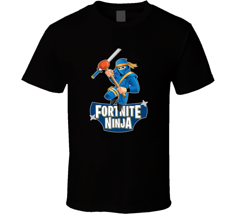 Fortnite Ninja Cool Gamers Battle Royale T Shirt