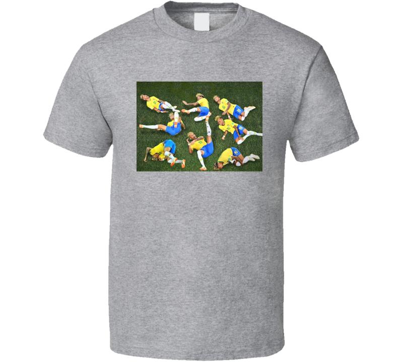 Best Funny #neymarchallenge Meme Fan T Shirt