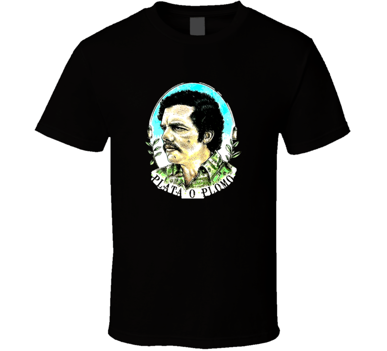 Plata o plomo Cool T shirt
