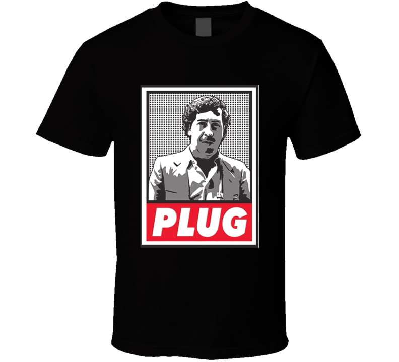 Pablo Escobar Plug Cool T shirt