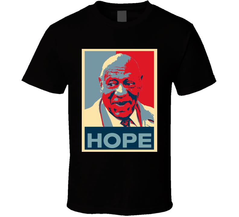 Bill Cosby Hope Fan T Shirt