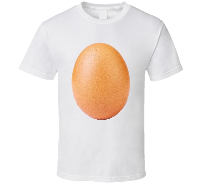 Instagram Egg Post World Record T Shirt