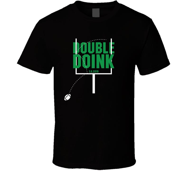 Double Doink Eagles Football Fan T Shirt