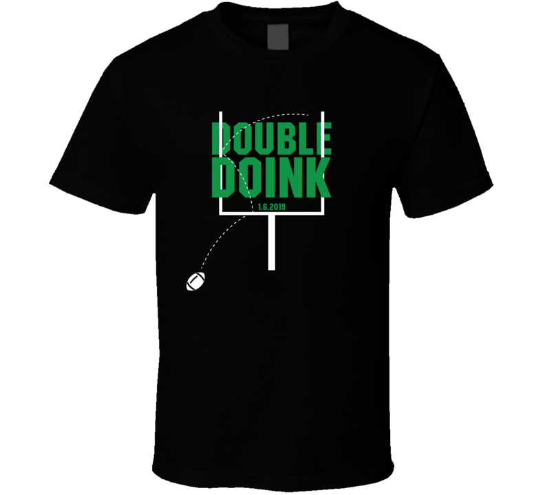 Double Doink Eagles Football Fan T Shirt