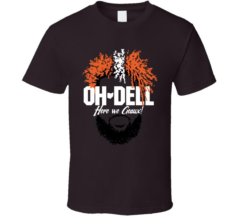 Odell Beckham Jr. Cleveland Browns fan T Shirt