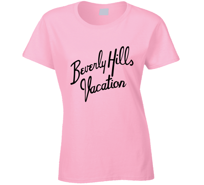 Beverly Hills Vacation Tshirt