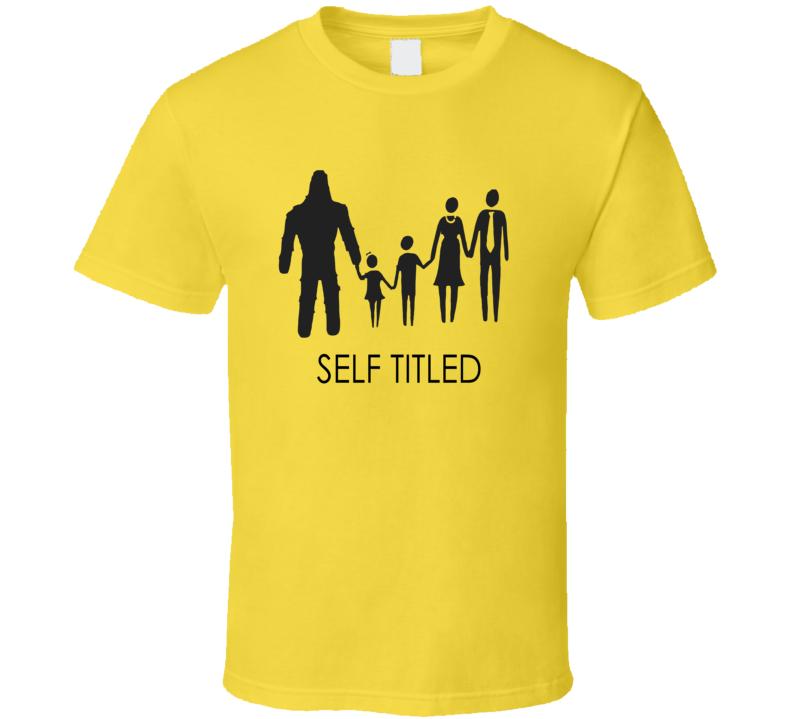 Self Titled Tshirt