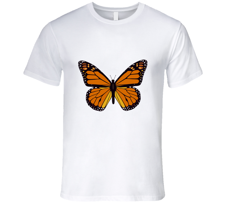 Monarch Butterfly T Shirt
