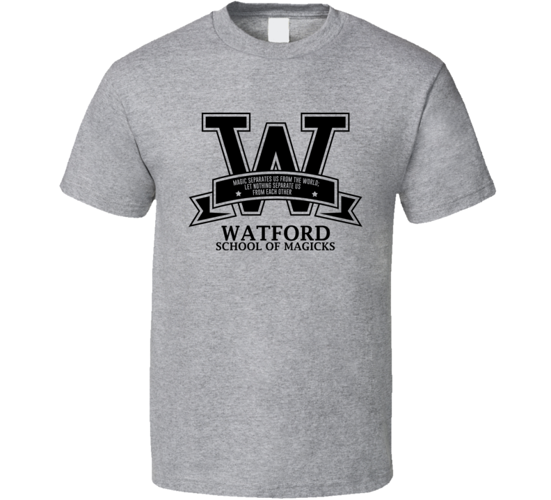 WATFORD school of magicks T Shirt