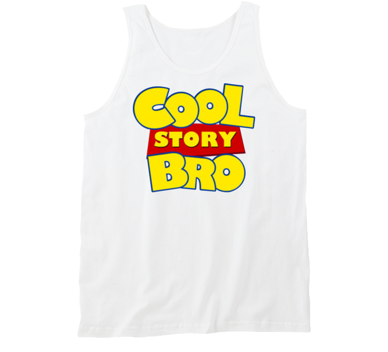 Cool story bro Tanktop