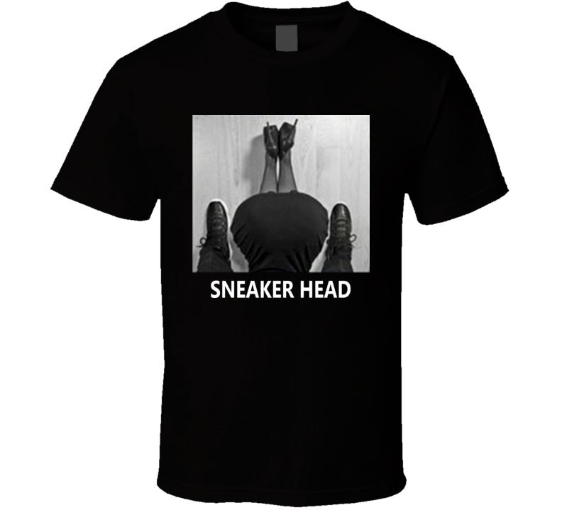 Sneaker head T Shirt