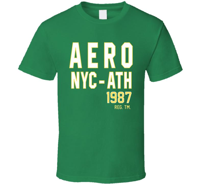 Aero Newyork 1987 T Shirt