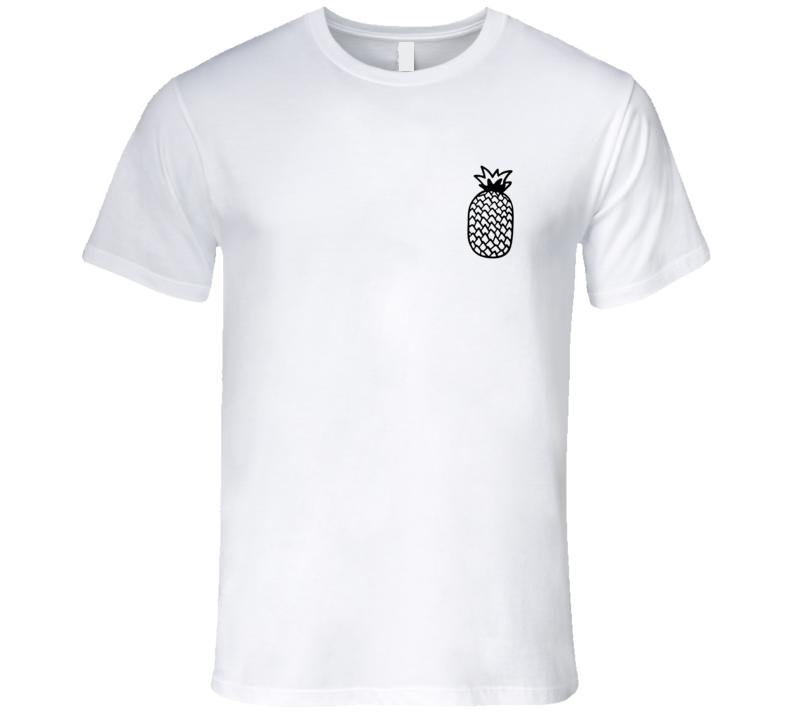 Pineapple Logo T Shirt