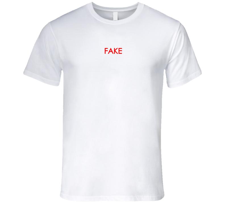 Fake T Shirt