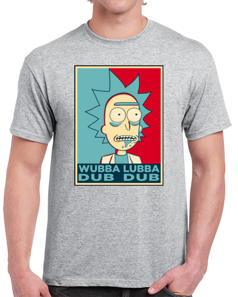 R&m Wuba Dub T Shirt