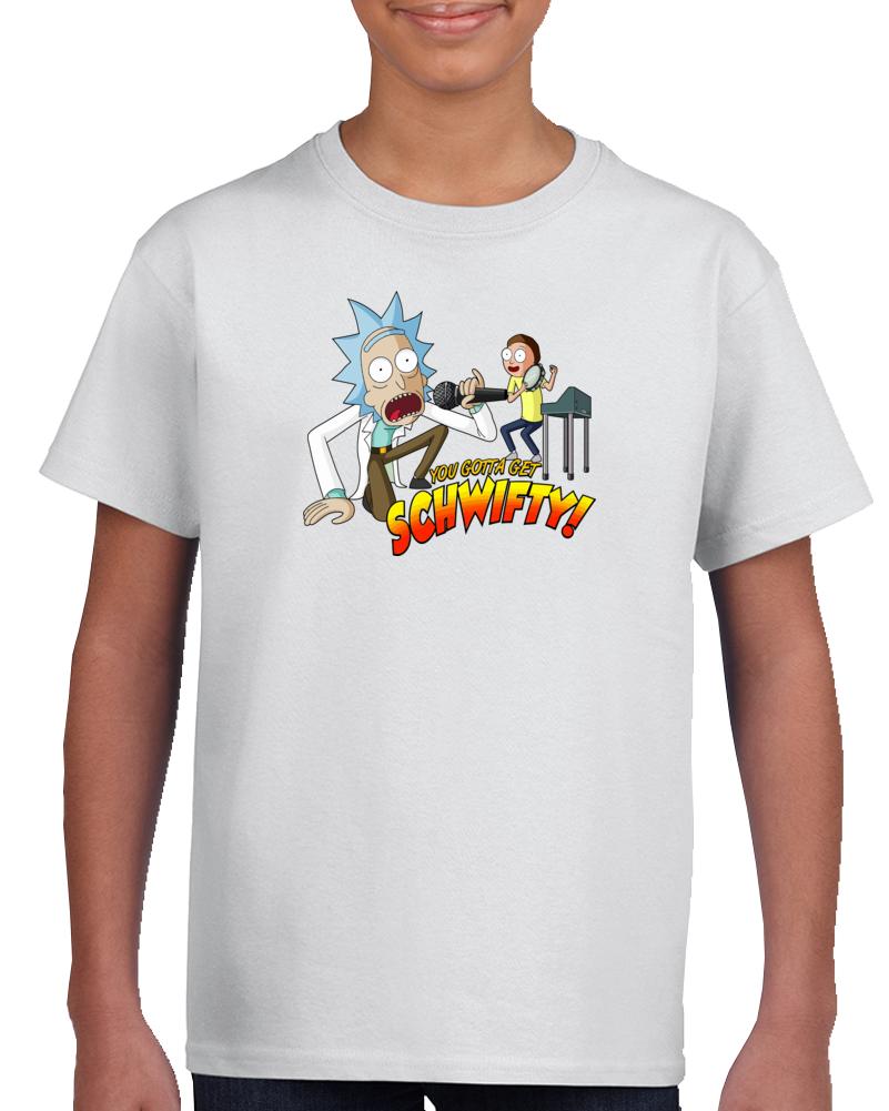 R&M-Schwifty T Shirt