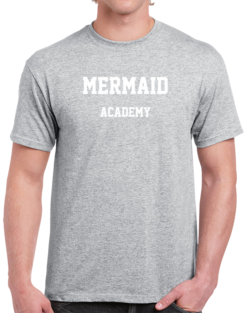 Mermaid Academy T Shirt
