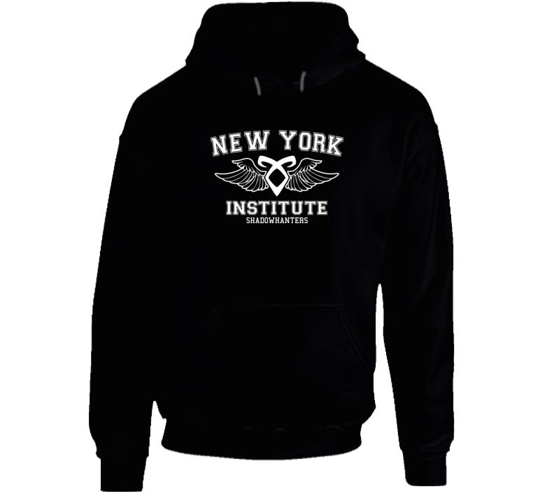 New York Institute Shadowhanters Hoodie