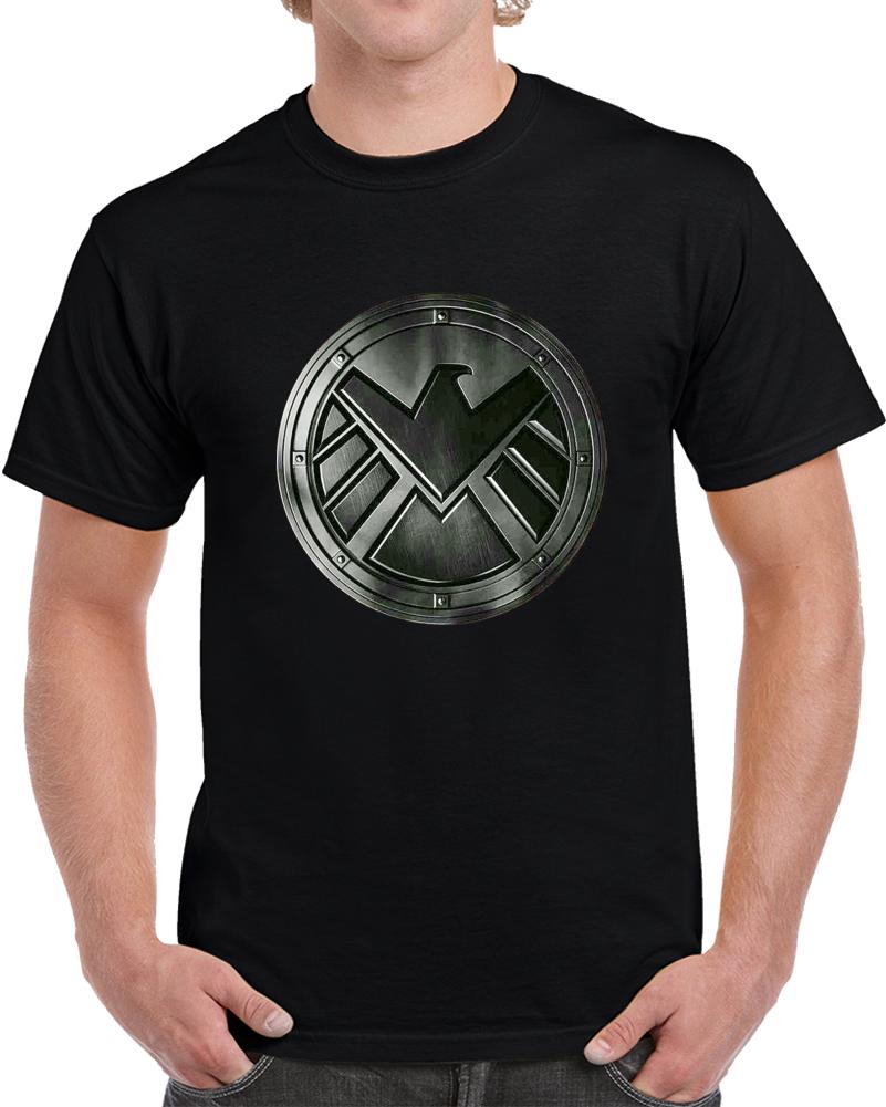 S.h.i.e.l.d. Logo T Shirt