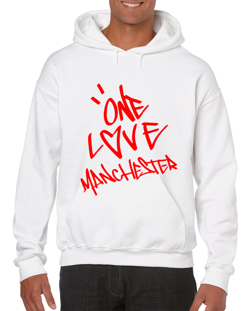One Love Manchester Hoodie