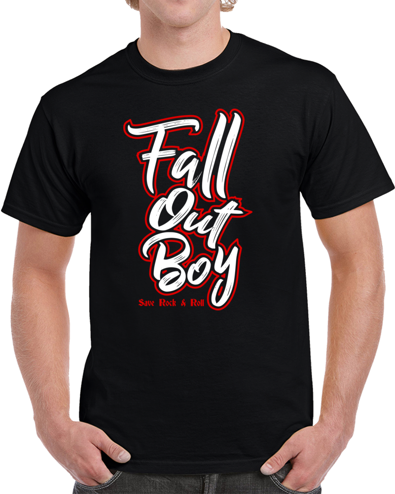 Buy Tshirt Fall Out Boy T Shirt
