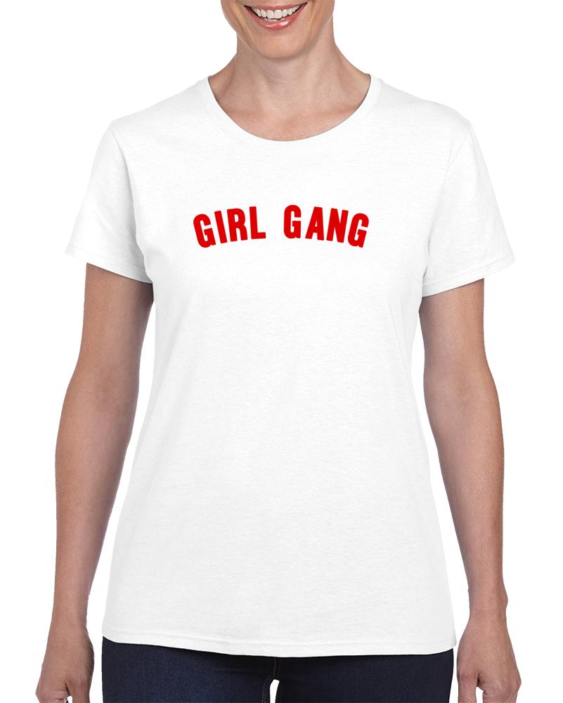 Buy Tshirt Girl Gang T Shirt