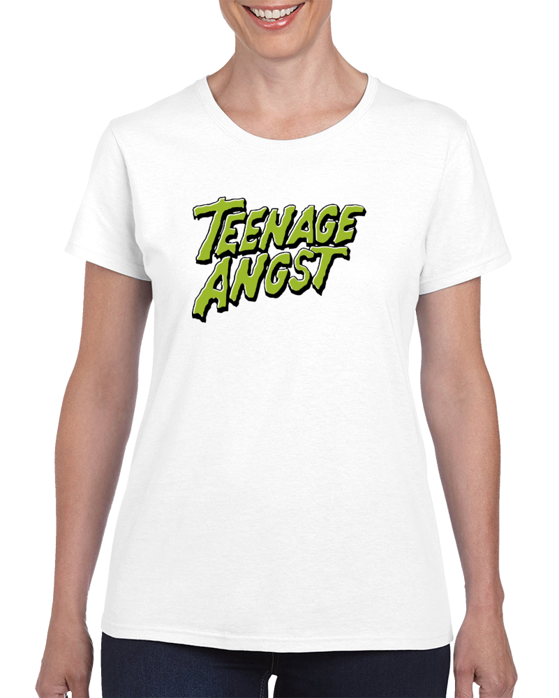 Teenage Angst T Shirt