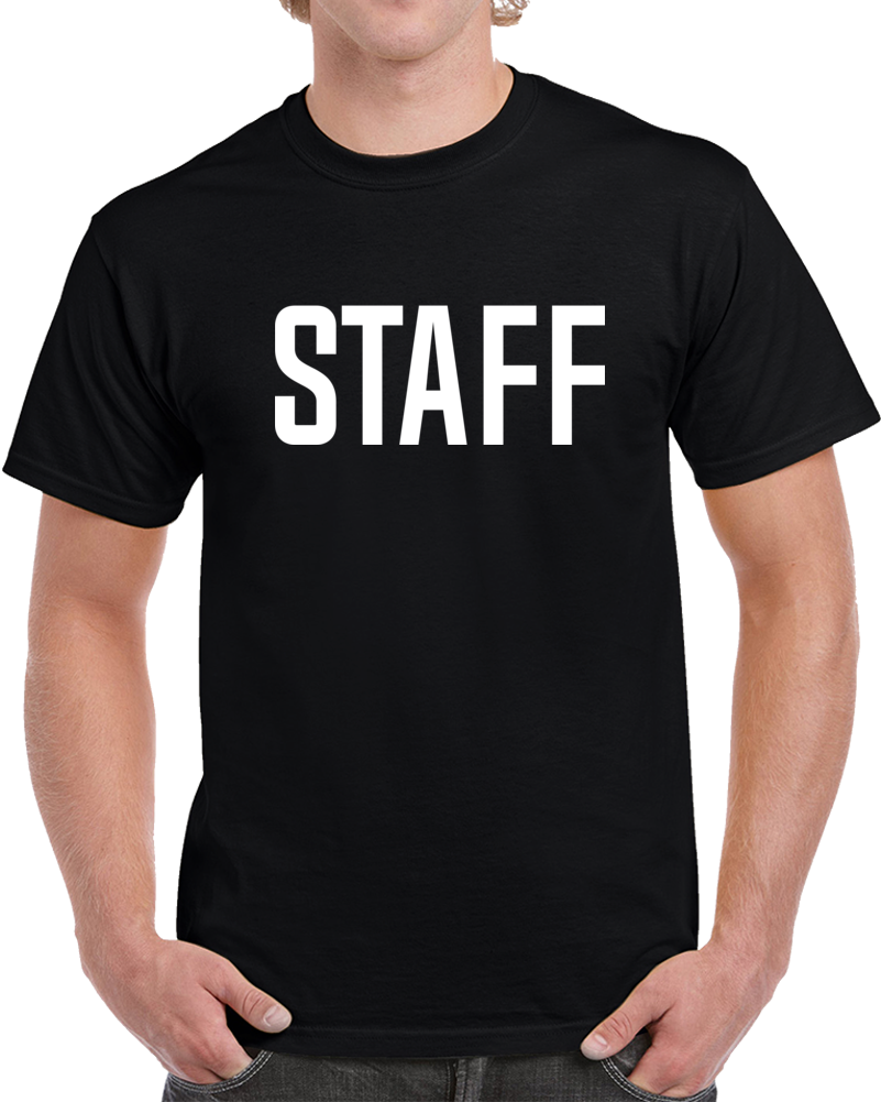 Staff T Shirt