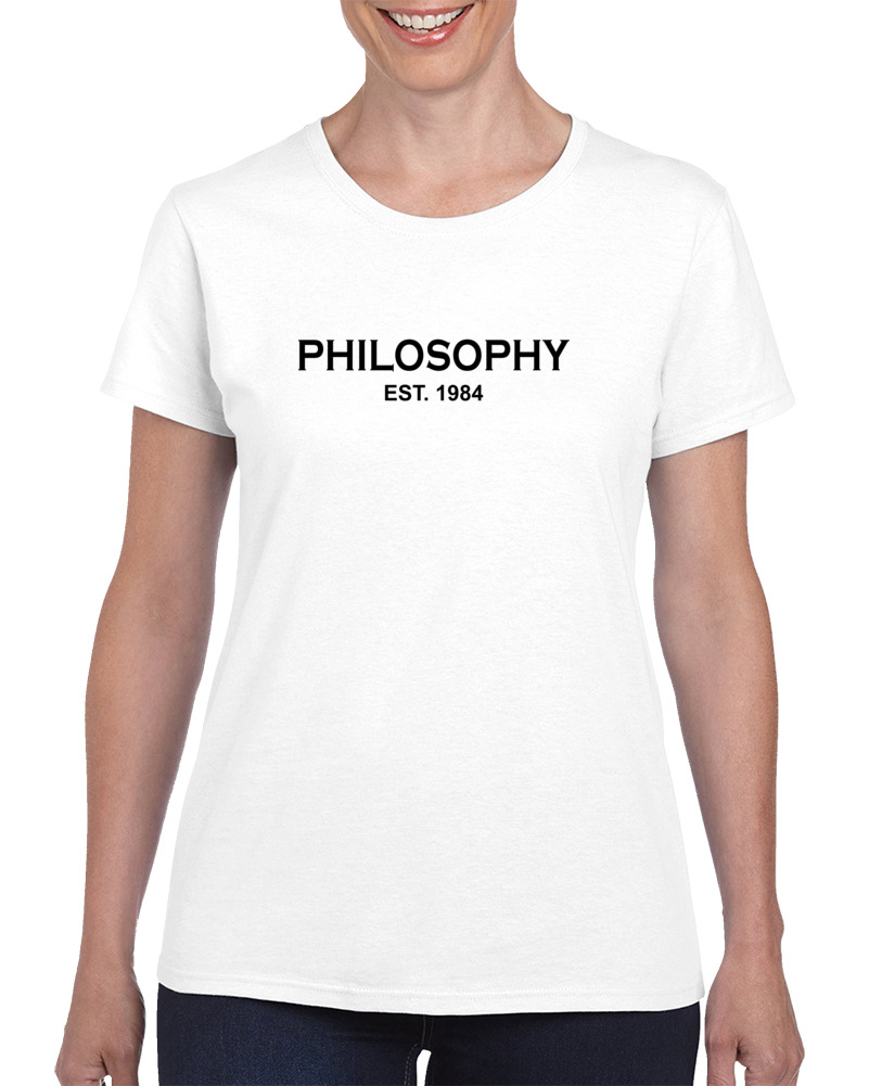 Philosophy Est. 1984 T Shirt