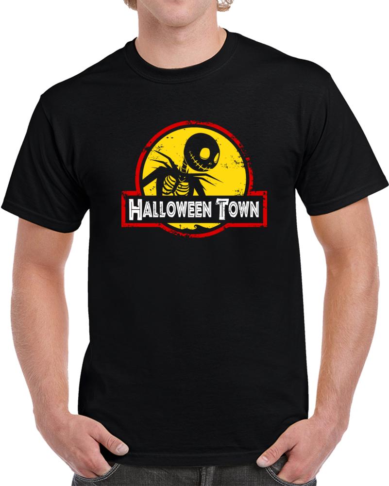 Halloween Town T Shirt