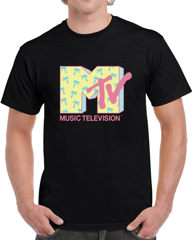 Summer Mtv T Shirt