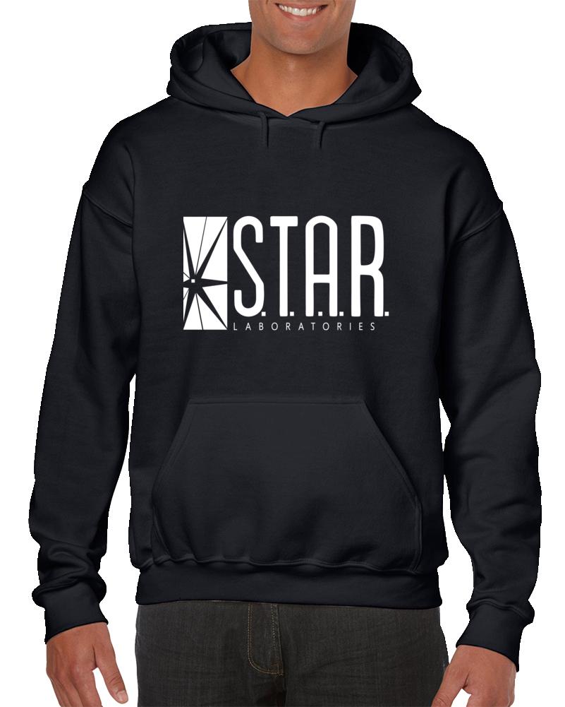 Star Logo Hoodie