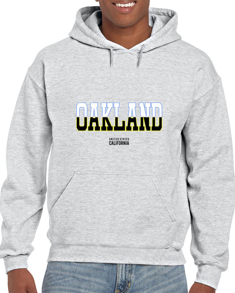 Oakland United States California Hoodie