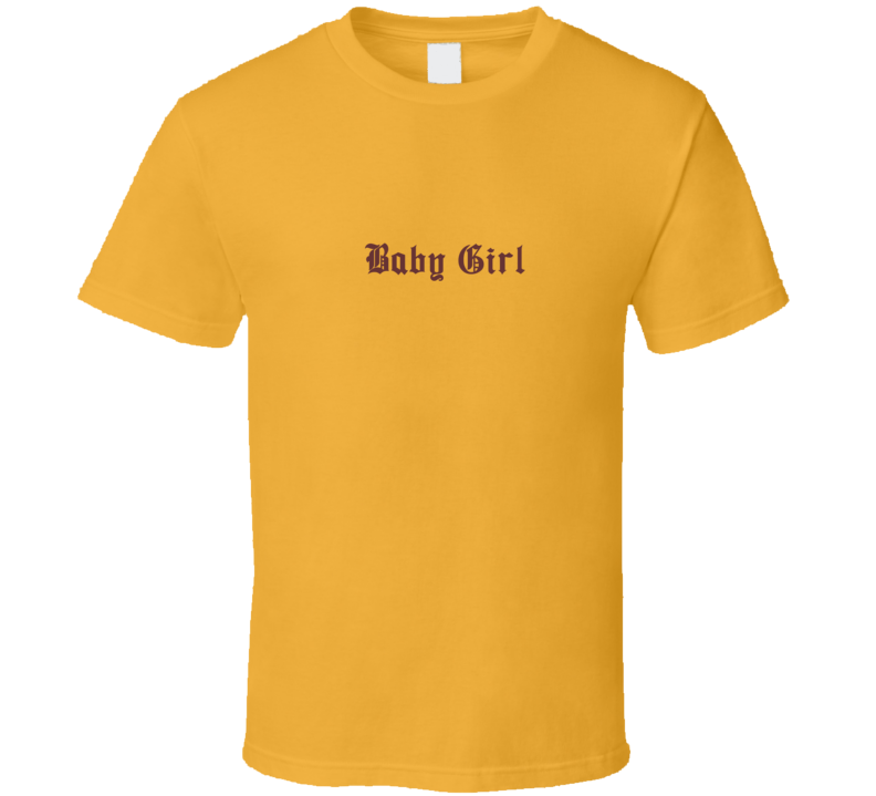 Baby Girl Graphic T Shirt