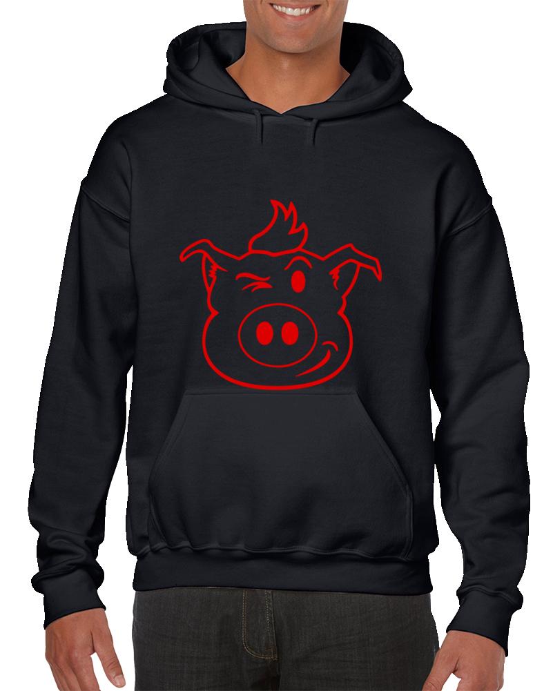 Dirty Pig Hoodie