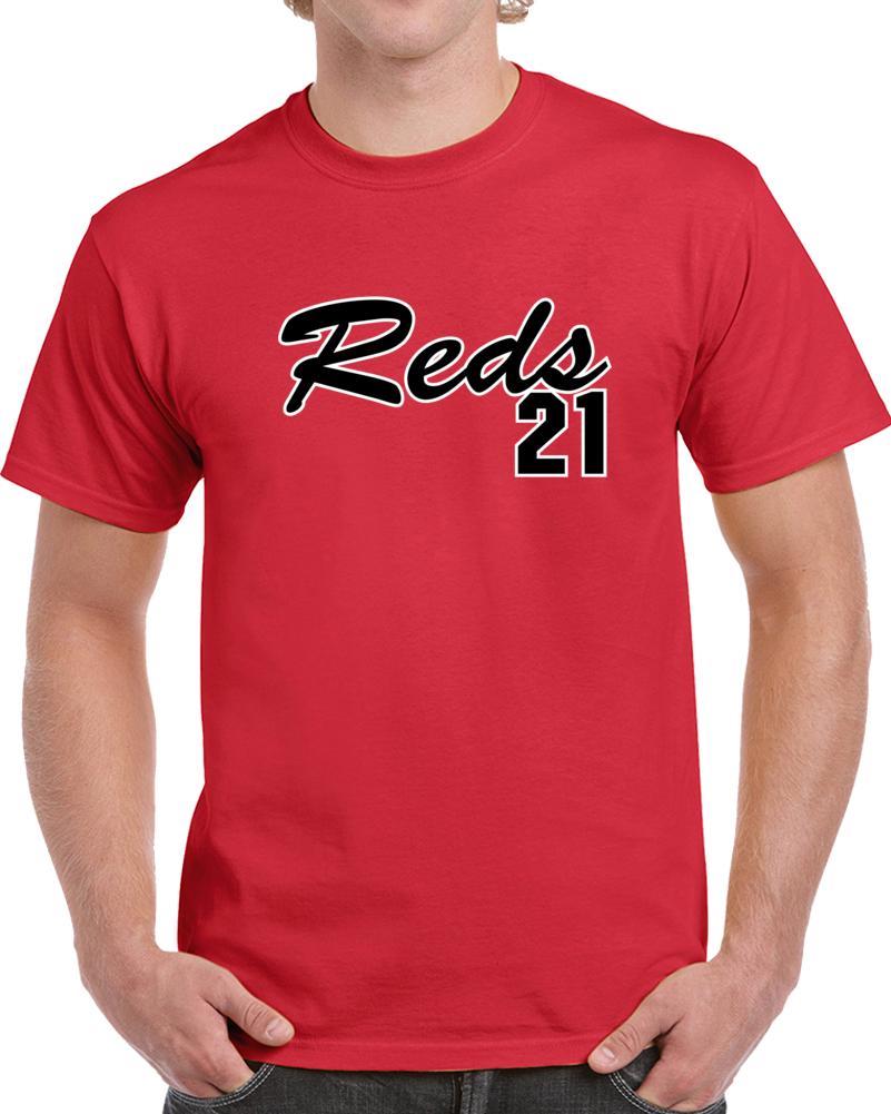 Reds 21 T Shirt