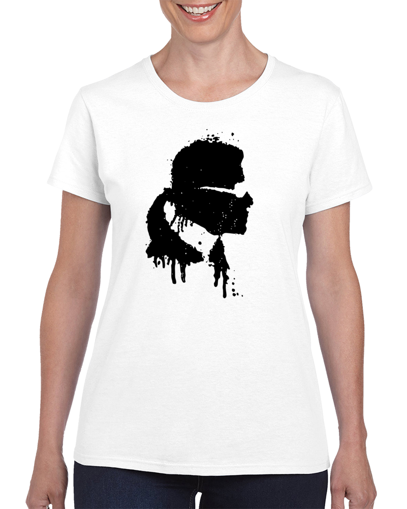 Karl Lagerfeld Silhoutte T Shirt
