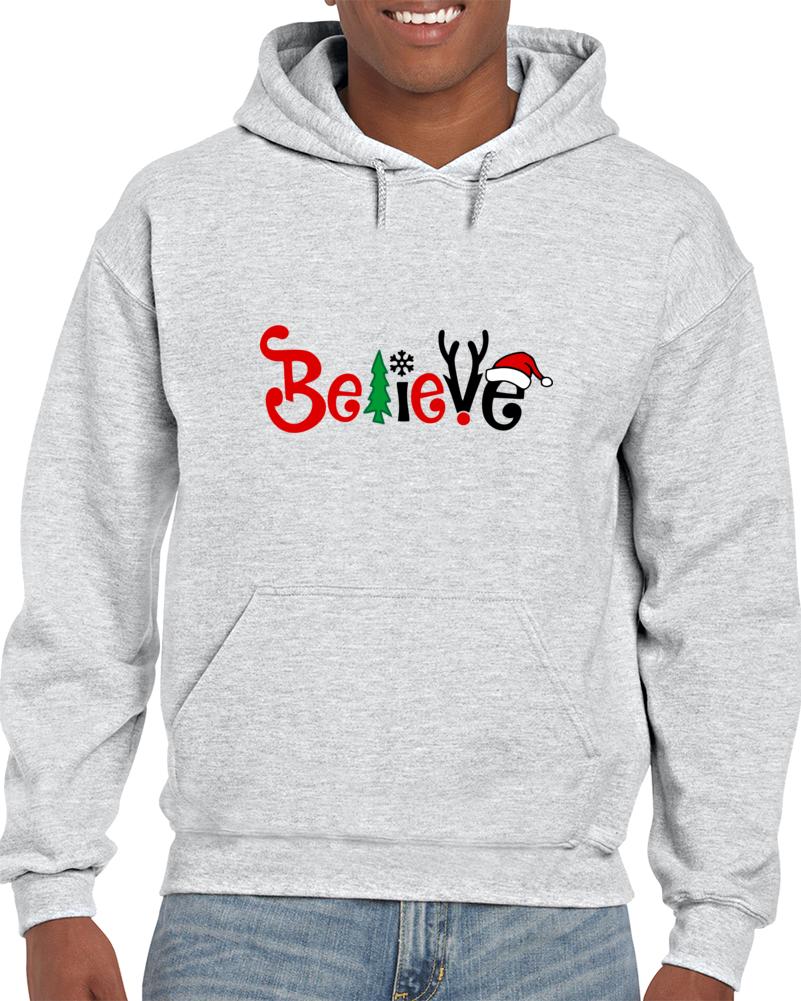 Believe Hoodie