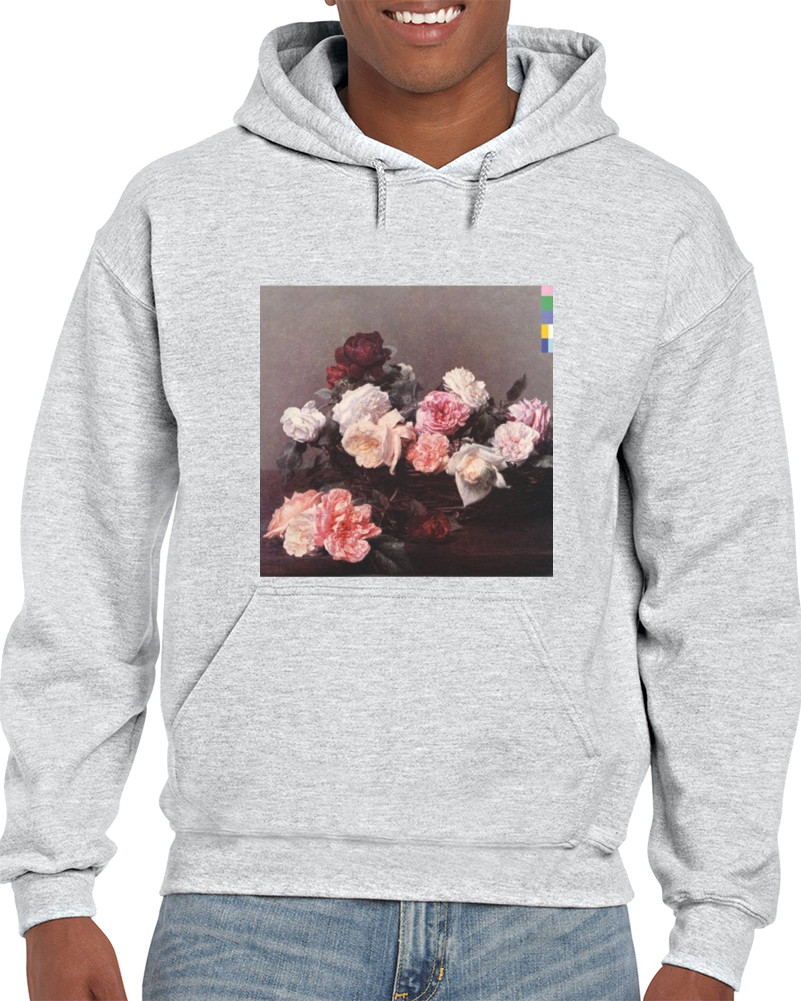 Flowers Power Corruption & Lies Hoodie