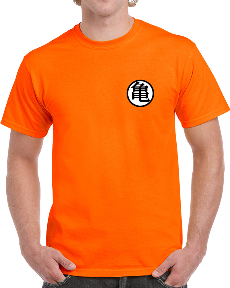 Dragon Ball Z Symbol T Shirt