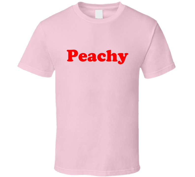 Peachy T Shirt