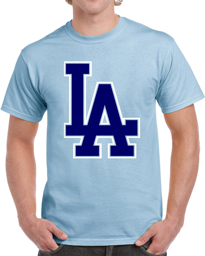 La Dodgers T Shirt