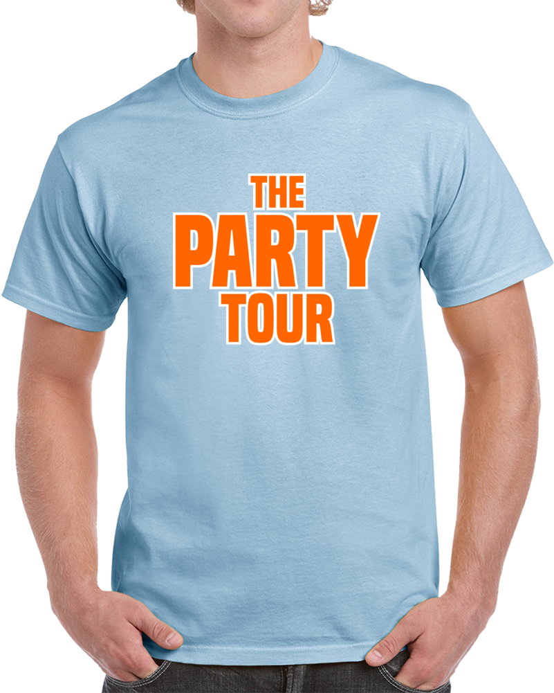The Party Tour T Shirt