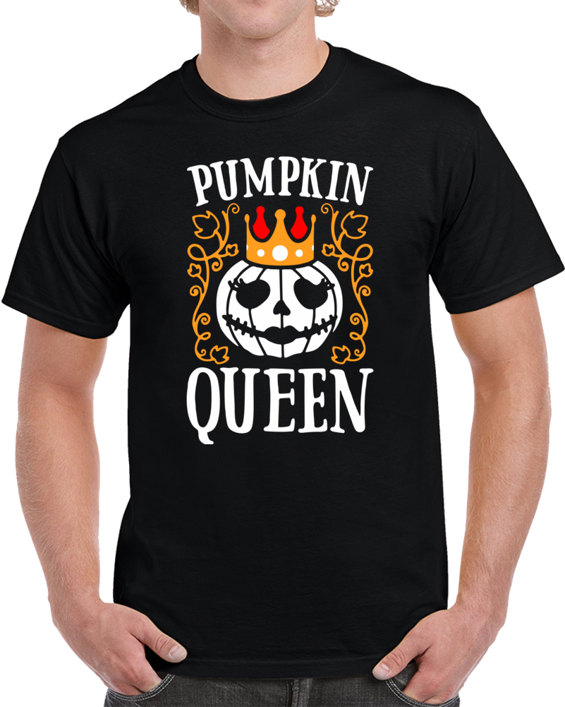 Pumpkin Queen T Shirt