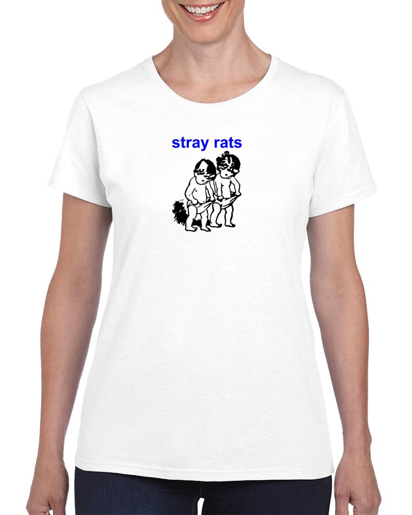 Stray Rats T Shirt