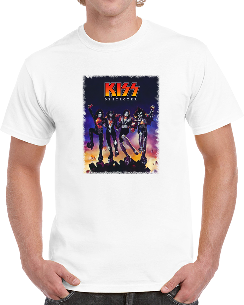 Destroyer - Album Cover Stand_ Up Display T Shirt